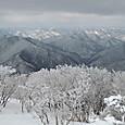 比良山からの眺め